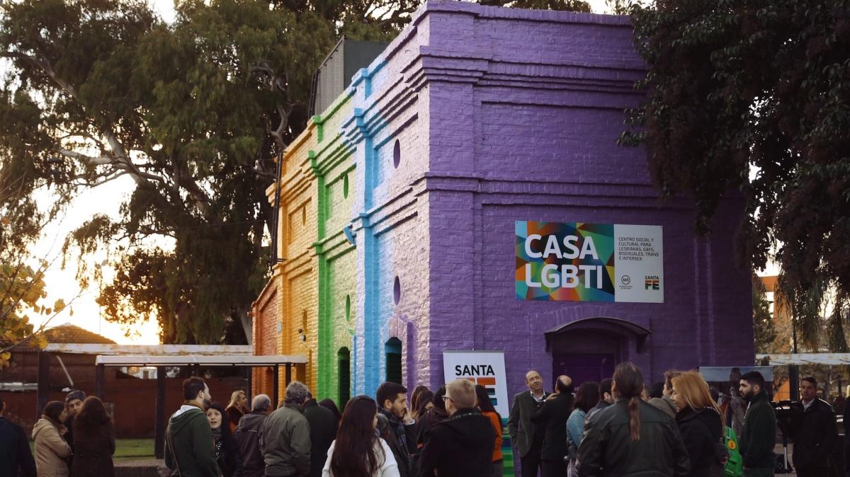 Argentina: Lanzan un programa para el colectivoLGBTI