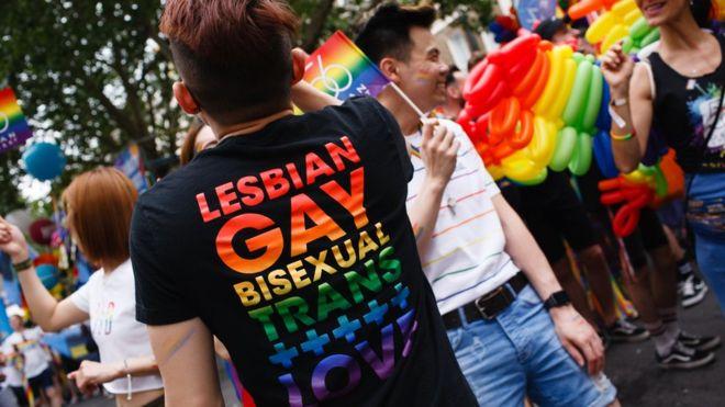 """""""Algunos creen que la bisexualidad es un fetiche, como que estás dispuesto a lo quesea"""""""