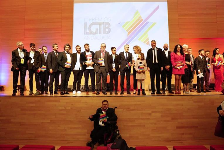 Varsovia y los premiosLGTBI