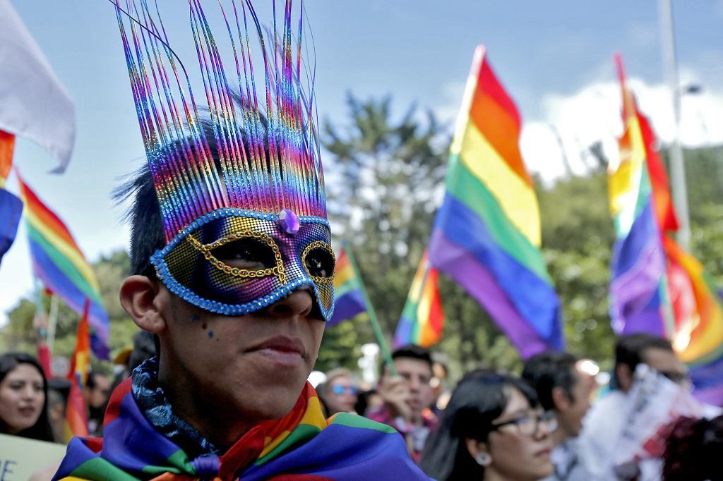 Vivir como LGBT en zona deguerra